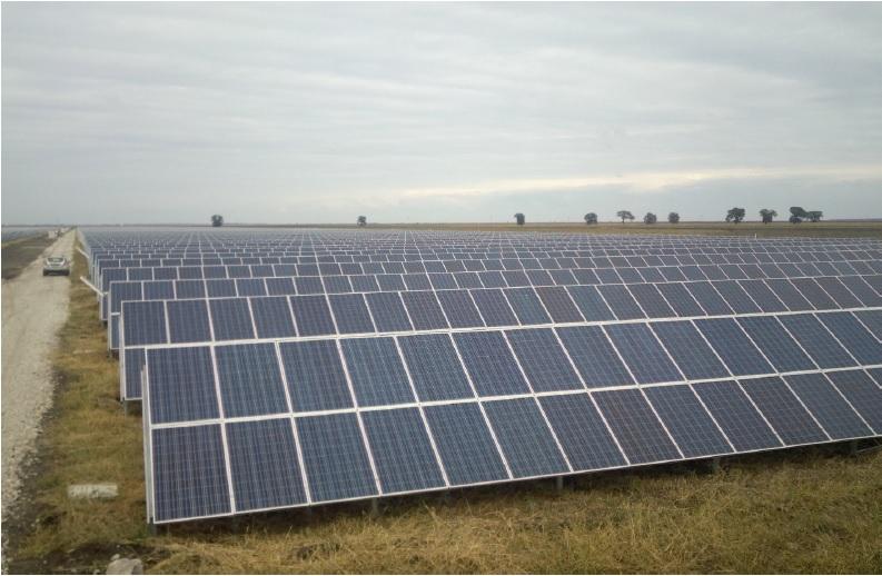 1 - Impianto fotovoltaico in Romania