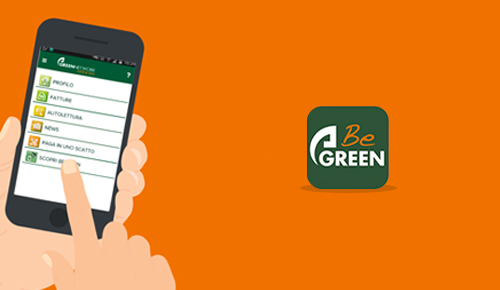 BeGreen: l'app di Green Network
