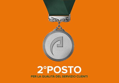 Servizio Clienti Green Network: secondo fornitore di energia in Italia per qualità