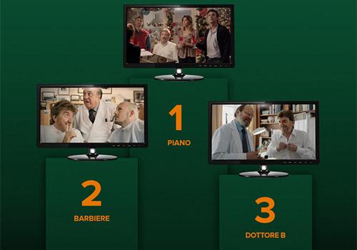 """Green Network e Gigi Proietti: """"Piano"""" è lo spot del 2014 più votato!"""