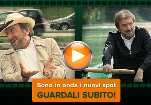 Green Network fa spettacolo con Gigi Proietti!