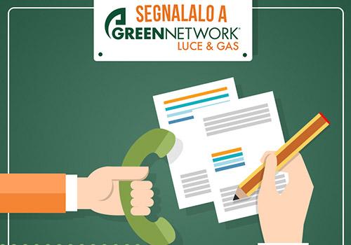 """Scopri il servizio """"Green Network ti tutela""""!"""