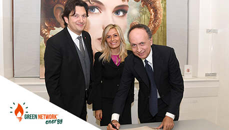Green Network Energy UK helps the Consulate General of Italy and the Italian Chamber of Commerce and Industry 'Go Green'