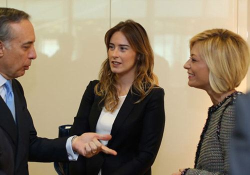 London Stock Exchange: Sabrina Corbo ha partecipato agli incontri in rappresentanza di Green Network
