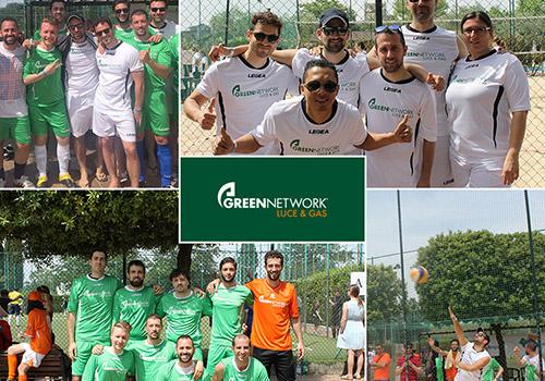 SAFE Cup - Il torneo dell'energia: Green Network presente alla XII Edizione
