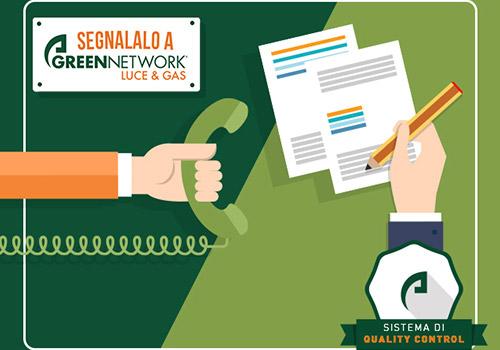 Green Network migliora la qualità del proprio servizio
