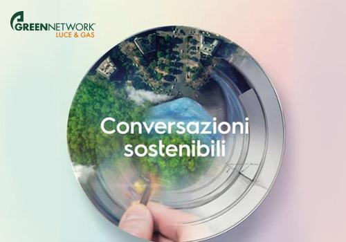 """Tavola rotonda """"Conversazioni sostenibili. Efficienza energetica: un impegno comune"""": l'Ing. Maurizio Pagliari in rappresentanza di Green Network"""