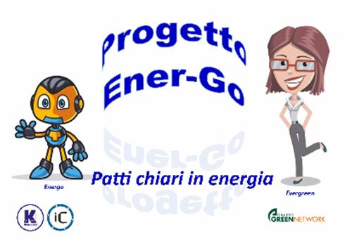 Progetto Ener-go: Konsumer e Green Network