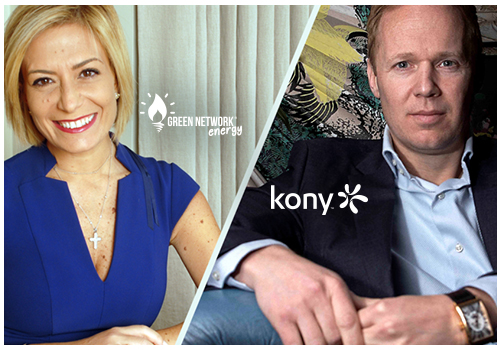 Green Network Energy Turns to Kony for Industry-Leading Mobility Solutions