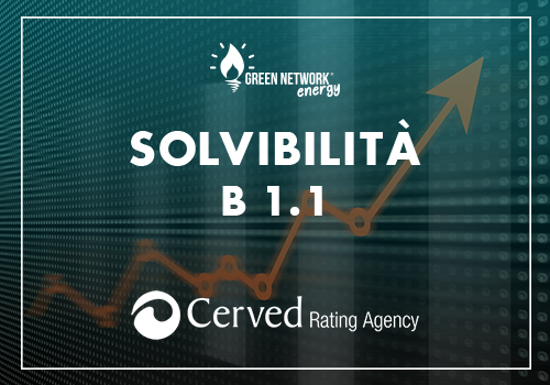 Cerved Rating Agency S.p.A. has confirmed the B1.1 public rating for Green Network S.p.A.