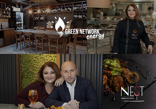 L'energia di Green Network accende i fornelli!
