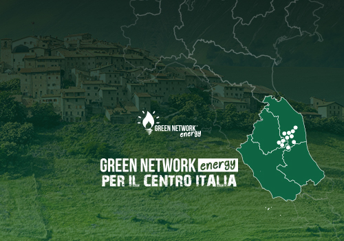Green Network Energy for Central Italy