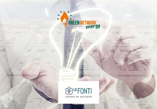"""Green Network Energy riceve il premio """"Le Fonti - Eccellenza dell'Anno"""""""