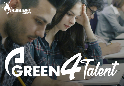 Are you a student? Show all the energy of your talent with Green4Talent!