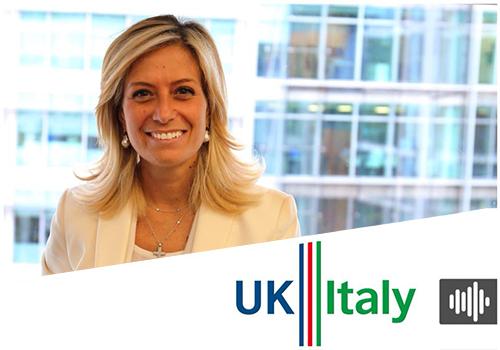 Sabrina Corbo: l'energia italiana alla conquista di Londra