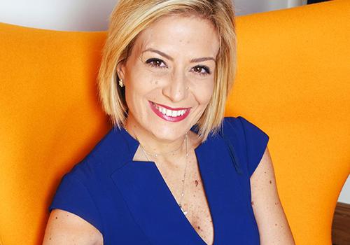 Sabrina Corbo si racconta in un'intervista esclusiva a Bloomberg