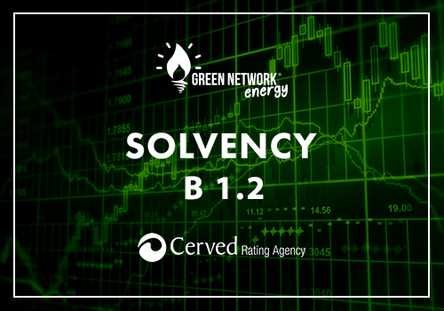 Cerved confirms Green Network's B1.2 rating