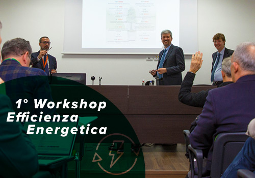 In Green Network il 1° Workshop di Efficienza Energetica
