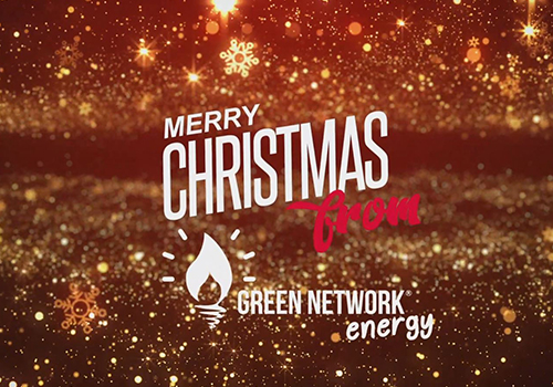 Merry Christmas from Green Network!