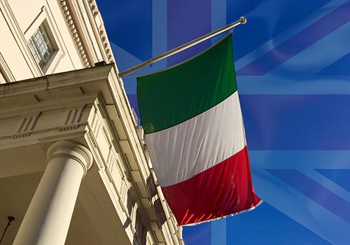 L'Ambasciata d'Italia presso il Regno Unito sceglie Green Network per la fornitura di luce e gas