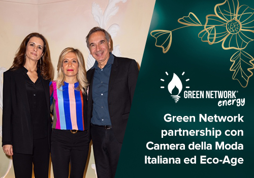"Green Network signs a sustainable partnership and announces the ""Green Network Store"""