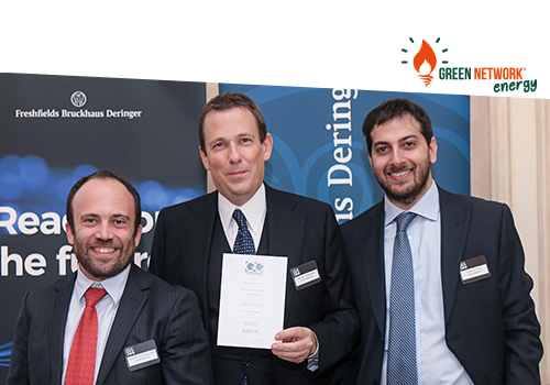 Green Network: il team Affari Legali è nella GC Powerlist Italy Teams 2019