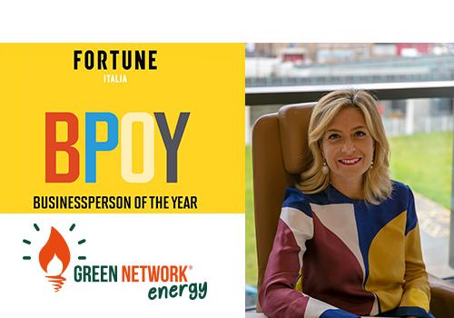Sabrina Corbo: Businessperson of the year 2019 per Fortune Italia
