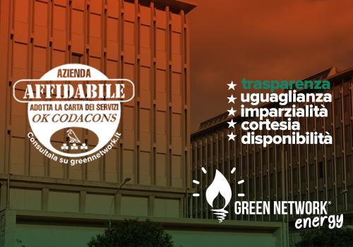 Centro Studi Codacons-Comitas: relazione 2018-2019 sul monitoraggio dell'attività del Gruppo Green Network
