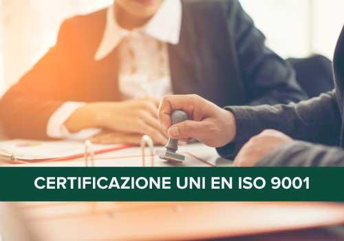 Green Network Energy ha ottenuto il rinnovo della certificazione UNI EN ISO 9001
