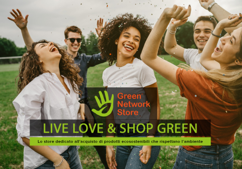 """Arriva il """"Green Network Store"""", la piattaforma web per l'acquisto di prodotti green"""