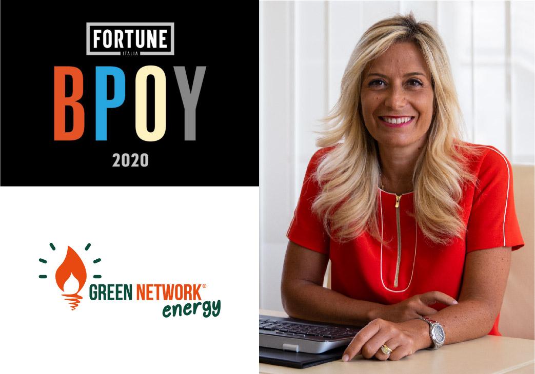 "Sabrina Corbo è tra le ""Business person of the year 2020"""